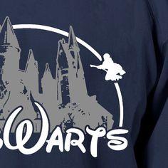 Hogwarts Sweater - Harry Potter Fans