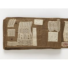 Sample book   Elizabeth Hume   V Search the Collections