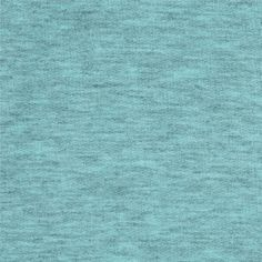 Tri Blend French Terry Knit Pale Aqua from @fabricdotcom  This cozy French terry fabric is super soft and has great drape, perfect for creating loungewear, comfy pants, tops, and pullovers. It features 25% four-way stretch, a soft hand, smooth face and a looped back.