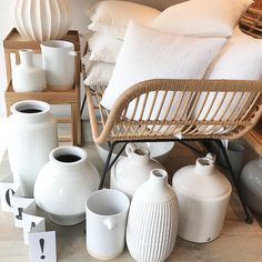 THE LIST   Market Harborough   Bagel & Griff All White, Bagel, Bamboo, Cushions, Windows, Display, City, Cover, Throw Pillows