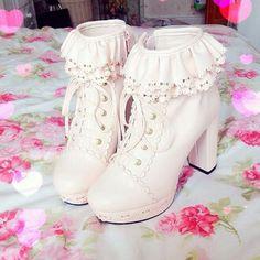 Adorable Kawaii shoes                                                       …