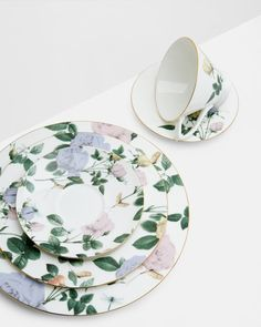 Five-piece tea set - Assorted   Gifts for Her   Ted Baker UK