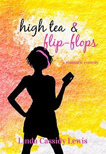 New cover for High Tea & Flip-Flops!