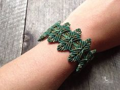 FREE SHIPPING & SALE  Macrame elven leaves by creationsmariposa.