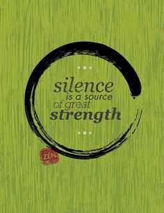 Silence is an extremely useful, strategic listening tool. Spiritual Growth Quotes, Live Your Life, Inner Peace, Positive Thoughts, Consciousness, Zen, Spirituality, Facts, Knowledge