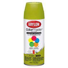 Krylon® ColorMaster™ Gloss Enamel, Banner Red