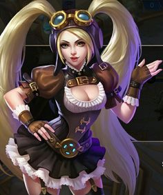 Fantasy Heroes, Fantasy Warrior, Fantasy Girl, Blonde Hair Characters, Alita Battle Angel Manga, Moba Legends, Mobile Legend Wallpaper, Female Cartoon, The Legend Of Heroes