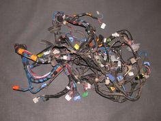 94 95 96 97 mazda miata oem manual transmission solenoid switch 90 93 miata m t computer ecu interior fuse box headlight wiring