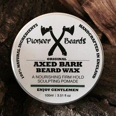 Pioneer Beards Beard Wax Beard Wax, Types Of Beards, Baking Ingredients, Cookie Dough, Sculpting, Soap, The Originals, Sculpture, Soaps