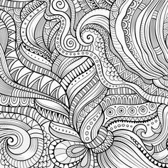 zentangle pattern abstract patterns vettore decorativo fondo decorative easy doodles etnico drawings draw coloring vektorhintergrund dekorativer ethnischer vektor vecteur zen