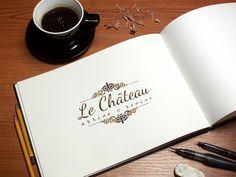 Graphics Designs:  Le Chateau Logo