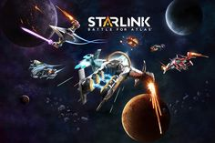 Starlink: Battle For Atlas for Nintendo Switch - Nintendo Game Details Fox Mccloud, Switch Nintendo, Nintendo Systems, Nintendo Eshop, Star System, Gamers, Atlas, Battle, Behance