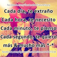 frases de amor Cute Quotes, Best Quotes, Miss You Babe, Love You More, My Love, Sweet Messages, Makeup Quotes, Lovey Dovey, Love Notes