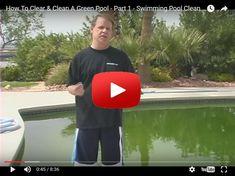 Swimming Pool Chlorine, Pool Shock, Pool Cleaning, Spas, Tub, Outdoor Living, Archive, Videos, Green
