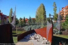 """Representação do """"Auto da Barca do Inferno"""", de Gil Vicente - Parque dos Poetas - Oeiras - Portugal"""
