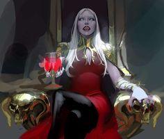 Fantasy Character Design, Character Inspiration, Character Art, Fantasy Characters, Female Characters, Castlevania Anime, Female Demons, Vampire Art, Demon Art
