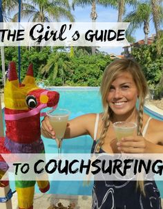 Is CouchSurfing Safe? Read this guide to find out how to couchsurf safely. - Chantae Was Here Singles Holidays, Moving Overseas, Solo Travel Tips, Single Travel, Costa Rica Travel, Girl Guides, Travel Alone, Trip Planning, Adventure Travel
