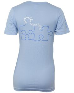 SUCH CUTE AUTISM SHIRTS! def need something like this for philanthropy!