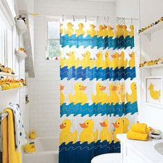 Too Cute For The Ducky Bathroom  I Need To Find A Step Stool Similar To  This. Cute Idea! | Kid Bathroom | Pinterest | Stools, Kid Bathrooms And Rubber  Ducky ...
