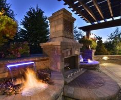 Outdoor Living with Three Season Room - contemporary - patio - chicago - Elemental Landscapes, Ltd.