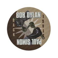 Bob Dylan Brown Guest Backstage Pass 1999 with Paul Simon