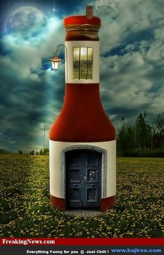 Funny Houses Around The World You Never Seen Before (59 Photos)