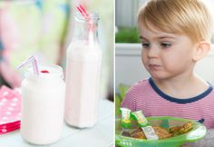 5 Great Snacks for Toddlers - Mouths of Mums Toddler Snacks, Toddler Stuff, Kid Stuff, Baby Foods, Mouths, Lunch Ideas, Baby Food Recipes, Kids Meals, Glass Of Milk