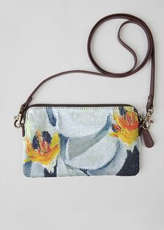 Statement Clutch - Parrots by VIDA VIDA wu1X0UN1M3
