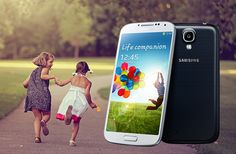 Samsung GALAXY S4 - Life companion
