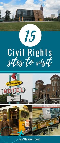 15 Civil Rights site