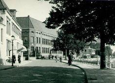 nieuweweg stadsziekenhuis blokhuispoort 1950 TRESOAR - Onderzoeken