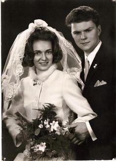 mein Hochzeitstag 28.1.1967 ....am 29.1.1998 verstarb mein Mann.. 1 Tag nach unserem 32zigsten Hochzeitstag