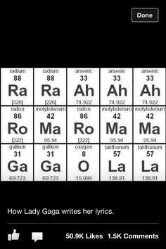 Periodic table jokes funny pinterest periodic table humor and similar ideas urtaz Images