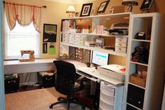 Craftaholics Anonymous® | Crafty Space: Andrea from A.Steed's.Life