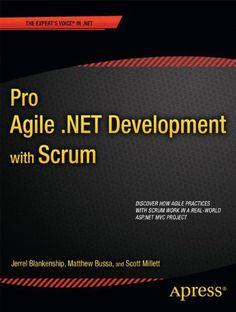 45 TL  Pro Agile .NET Development with SCRUM (Expert's Voice in .NET) by Jerrel Blankenship