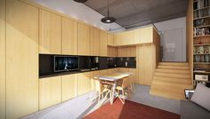 Status: COMPETITION SUBMISSION   Size: 485sft / 45sqm   Location: Bucharest   Type: Residential