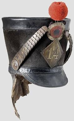 French army shako.