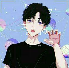 When Anime guys use filters. Cute Anime Boy, Cute Anime Couples, Anime Love, Manga Boy, Anime Manga, Anime Art, Anime Plus, Anime Lindo, Avatar Couple