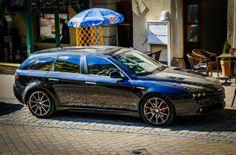 Alfa Romeo Sportwagon Turismo Ti in Pottenstein Germany