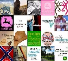 quotes about country women | country girl Image