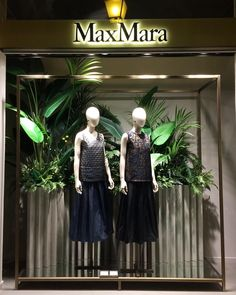 "MAXMARA, Mondena, Italy, ""There are innumerable pleasures in growing your own cannabis plants Louise"", photo by Visual Merchandising.HU, pinned by Ton van der Veer"
