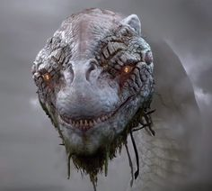 Jormungand is the World Serpent and an ally of Kratos.