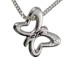 CTR Butterfly Necklace