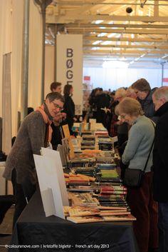 FAD2013 - Books corner  More info: frenchartday.com