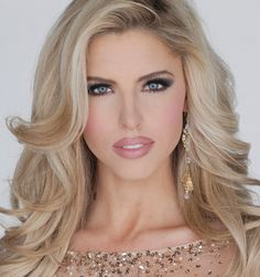 Miss Oklahoma USA 2013 Makenzie Muse  - this is my beautiful cousin!  I'm so proud of her!
