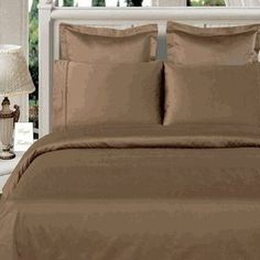 BAMBOO TAUPE KING/CALIFORNIA KING 4PC COMFORTER COVER SET. INCLUDES: DUVET COVER, TWO STANDARD SHAMS AND ONE DOWN ALTERNATIVE COMFORTER by Bamboo. Save 46 Off!. $134.99. * 100% Viscose from Bamboo. * Perfect for people with allergies and chemical sensitivity.. * Extremely comfortable in all temperatures. * Bamboo is one of the softest fabric in the world, noticeably softer than cotton. * Very environmentally friendly. Wrap your self in the softness of the luxurious 100% silky bamboo ...
