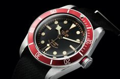 Tudor Heritage Black Bay ref. 79220R - Specs & price - Monochrome Watches