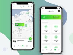 House rental app IphoneX- Green Version 2 designed by Praveen raj . Connect with them on Dribbble; Mobile Application Design, Mobile Ui Design, Ios App Design, User Interface Design, Design Thinking, Vintage App, Motion Design, Parking App, House App