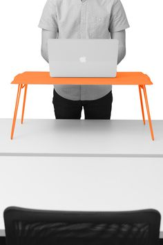 Booster Desk by Tristan Cannan