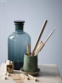 Jotun-Sens-4091-Støvblå til kjøkkenet?